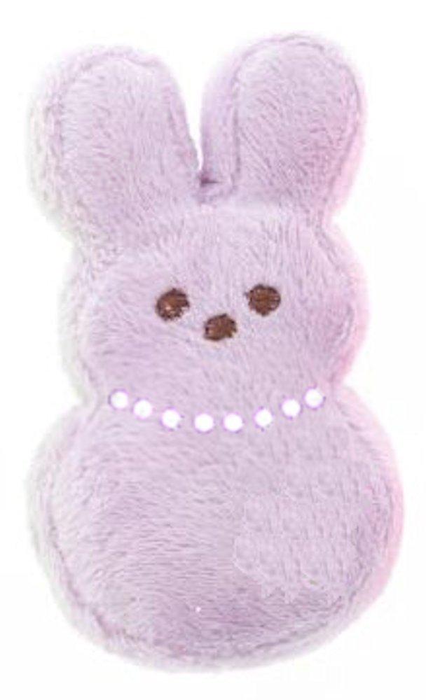 Peeps Plush Bunny Squeaky...