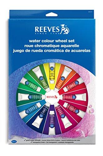 Reeves Water Color Wheel Set Paint Kit