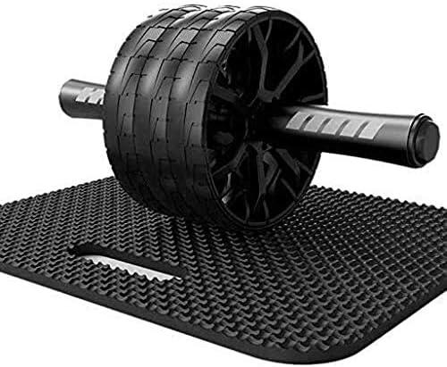 腹部の筋肉のトレーニングに適しホームフィットネス機器フィットネス腹部ホイール多機能性腹部機器