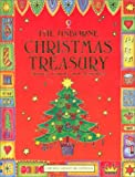 img - for The Usborne Christmas Treasury book / textbook / text book