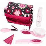 Safety 1st Baby's 1st Grooming Kit, Raspberry
