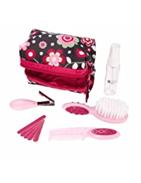 Safety 1st Baby's 1st Grooming Kit, Raspberry BOBEBE Online Baby Store From New York to Miami and Los Angeles