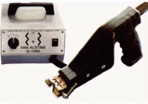 VAN ALSTINE G-1000 W//BLADES TIRE GROOVER GROOVING IRON SOUTHWEST SPEED INC