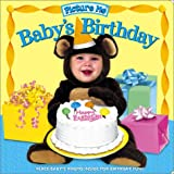 Picture Me Baby's Birthday, Jackie Wolf, 1571515917