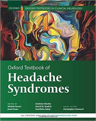 Oxford Textbook of Headache Syndromes (Oxford Textbooks in Clinical Neurology) - Original PDF