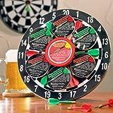 Bullseye Treats Dart Board Beer Cheese Gift Set