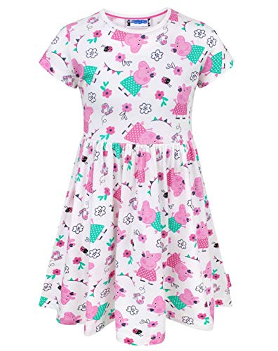 Peppa Pig Clothing (Peppa Pig Girl's Short Sleeved)