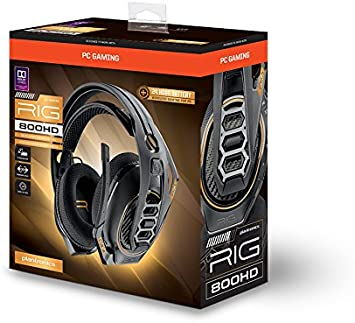Plantronics Rig 800hd Kabelloses Gaming Headset Dolby Computer Zubehör