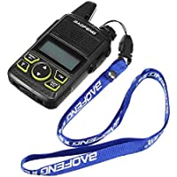 Bao-feng Walkie Talkies BF-T1 UHF 400-470mhz 20 Channels USB Portable two way radios