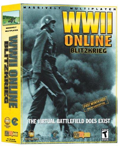 Amazon com: World War II Online: Blitzkrieg: PC: Video Games
