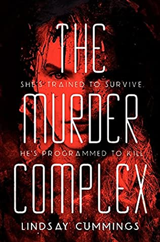 book cover of The Murder Complex