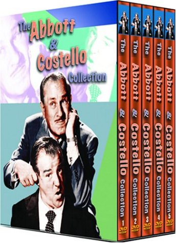Abbott & Costello Collection