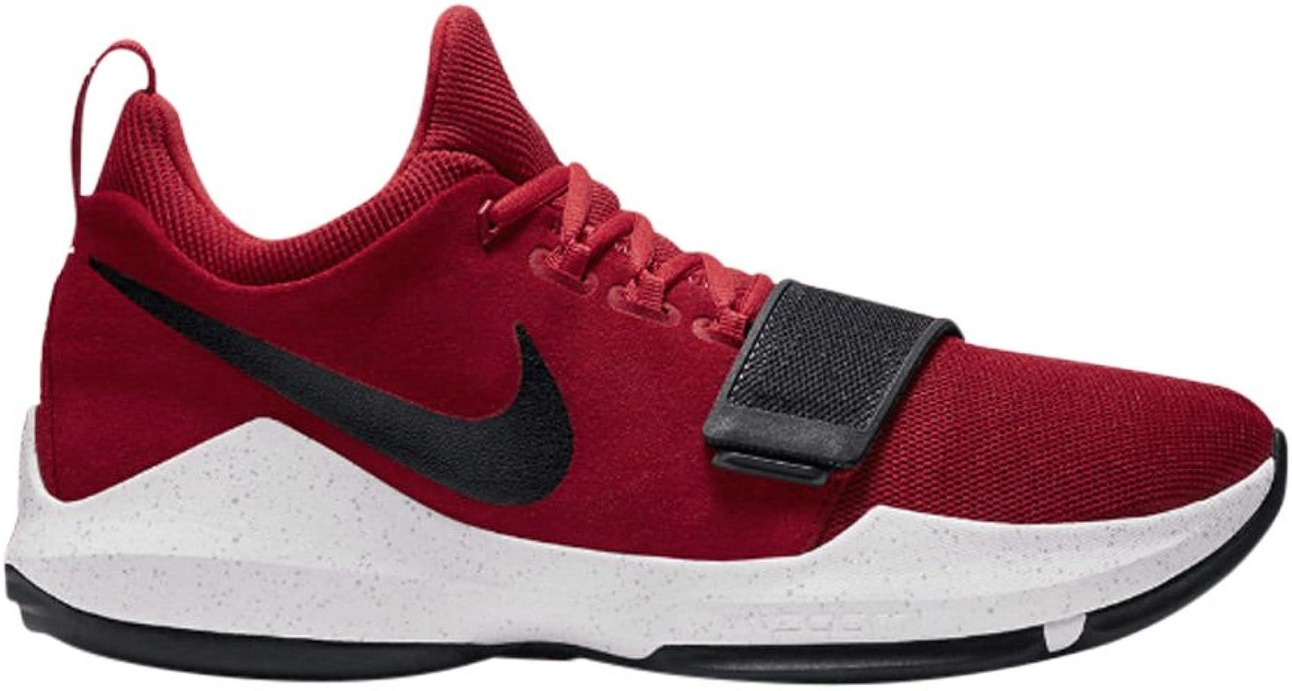 2d9d6ffadc0b2 Nike Paul George (PG) 1 Mens Basketball Shoes (10 D ... - Amazon.com
