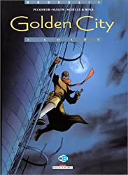 Golden City, tome 4 : Goldy