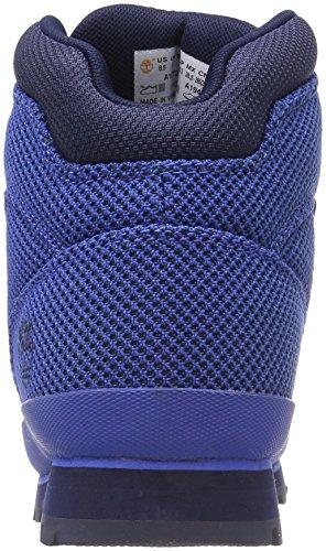 Hiker Blue Blue Bright Euro Men's Fabric Boot Timberland Nebulas qUwERE
