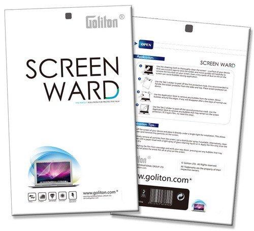 Goliton® Antireflex - Protector antirreflejos para Pantallas estandar de 15,6 Pulgadas (345 x 194 mm)