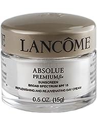 Lancome  Absolue Premium Bx Advanced Replenishing Cream SPF15, 0.5OZ