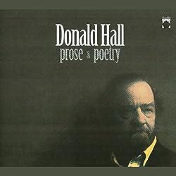 Donald Hall