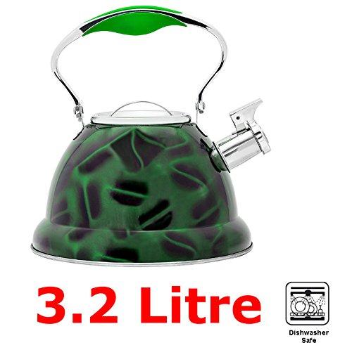 Green, 1.5 L MH Meyerhoff Stainless