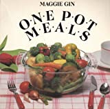 One-Pot Meals, Margaret Gin, 0892862696