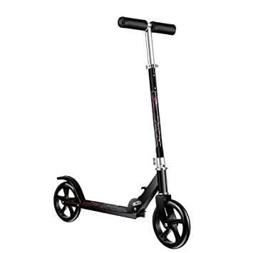 Relaxbx Scooter de Patada Grande para Adultos Patinete ...
