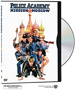 Police Academy - Mission to Moscow
