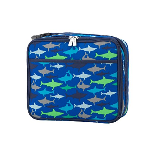 (Jaw-Some Coordinating Back to School Lunch Bag)