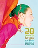 img - for 20 Years of Style: The World According to Paper book / textbook / text book