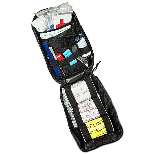 First Aid Kit – Includes Splint & Israeli Bandage – Fully Stocked