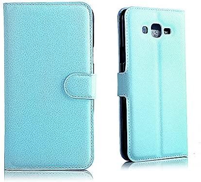 Samsung J5 funda PU piel Flip Wallet Cover Galaxy J5 (5.0 ...
