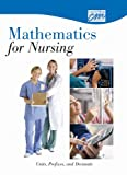 Mathematics for Nursing : Units, Prefixes and Decimals, Concept Media, 0495819719