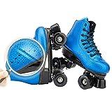 ZXLLAFT Boys Sidewalk Roller Skate - Youth Quad