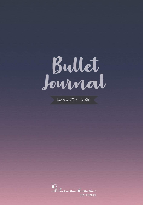 Bullet Journal - Agenda 2019-2020: Agenda escolar 2019-2020 ...