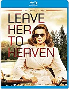 Leave Her to Heaven [Blu-ray]