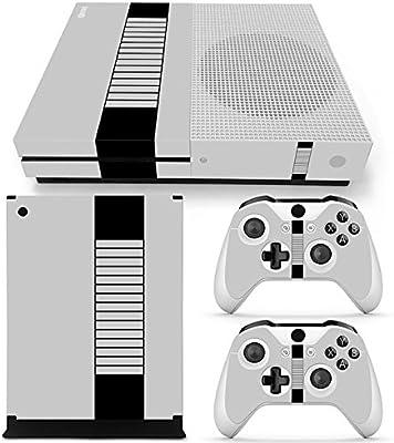 XBOX ONE S Skin Design Foils Pegatina Set - Retro NES Motivo: Amazon.es: Videojuegos