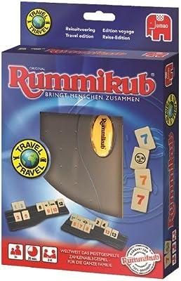 Jumbo 03942 - Rummikub, Juego de Mesa (edición de Viaje): Amazon ...