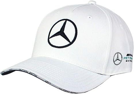 Mercedes AMG Petronas F1 Driver Valtteri Bottas Gorra Blanco ...