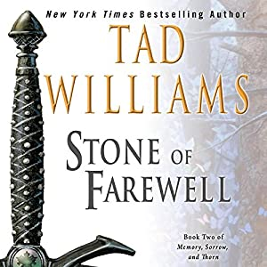 The Stone of Farewell Audiobook