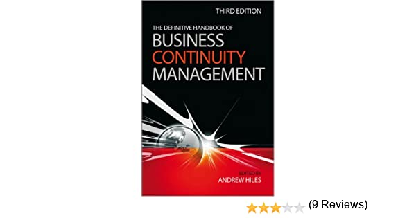 Amazon the definitive handbook of business continuity amazon the definitive handbook of business continuity management ebook andrew hiles kindle store fandeluxe Images