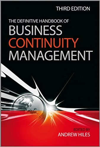 Amazon the definitive handbook of business continuity the definitive handbook of business continuity management 3rd edition kindle edition fandeluxe Images