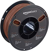 AmazonBasics PLA 3D Printer Filament, 1.75mm, Copper, 1 kg Spool by AmazonBasics