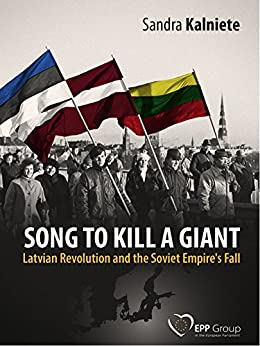 Song To Kill A Giant (Latvian contemporary) by [Kalniete, Sandra]