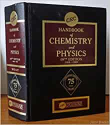 crc handbook of chemistry and physics 90th edition free download