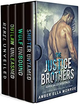 Download for free The Justice Brothers ~ A Bad Boy Shifter Paranormal Romance Book Bundle