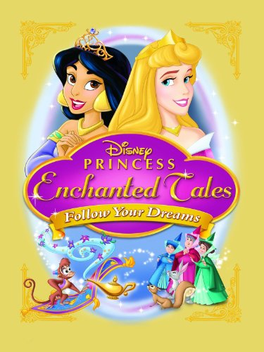 Amazon.com: Disney Princess Enchanted Tales: Follow Your ...