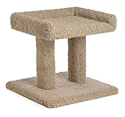20 Inch Lazy Cats Dream Cat Perch (Speckled Sand)