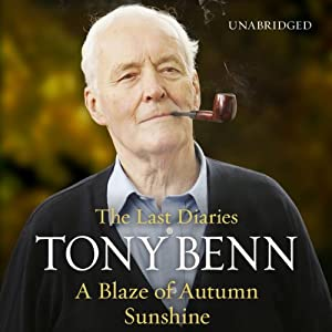 A Blaze of Autumn Sunshine Audiobook