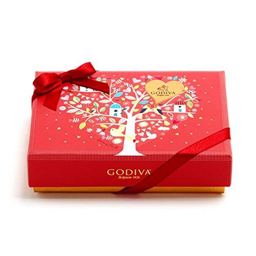 Godiva Chocolatier Limited Edition 2018 Valentine's Day