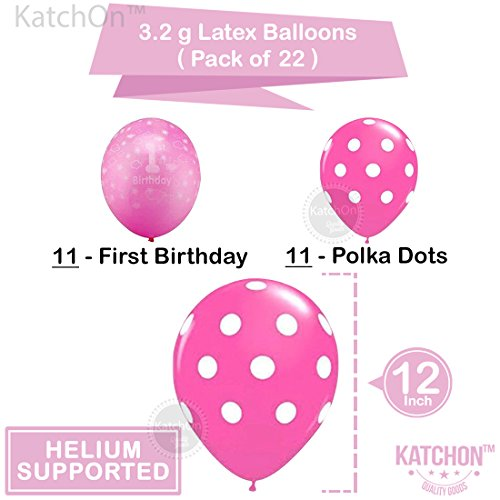 photograph relating to 1st Birthday Party Checklist Printable called 1st Birthday Woman Balloons Fastened - Reward - Printable Bash Planner and Checklists Involved - Suitable for Your Daughters Initially Birthday Social gathering
