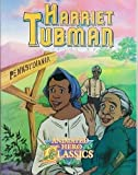 img - for Animated Hero Classics Activity Book: Harriet Tubman book / textbook / text book